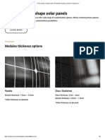 Metsolar - PV Options