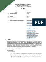 Silabo de Matemática I_asignatura no presencial-economia-2020-I-UNMSM-aprobado