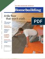 Schluter Ditra Fine Home Brochure