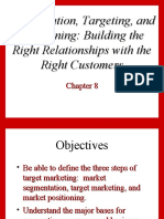 8 - Segmenting, targeting and positioining(1)