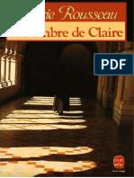 Rousseau,Marie-A l'ombre de Claire(1985).French.ebook.AlexandriZ