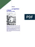 Ebrei a Rimini 1015-1799