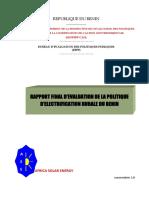 Evaluation PER17