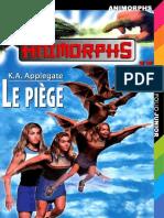 Applegate,K.A.-[Animorphs-17]Le Piege(1998).French.ebook.AlexandriZ