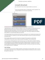 The Analytics account structure - Analytics Help