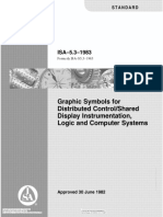 ISA 5.3 GRAPHIC CONTROL