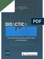Didactica Formacion Basica Para Educadores