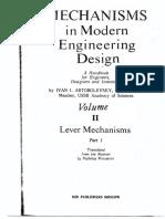 Artobolevsky - Mechanisms in modern engineering design Vol 2-1_text.pdf