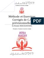 Examens et exercices corrigés