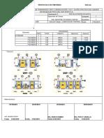 12. Protocolo de PINTURA MUROS edificio de control