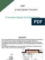 IGBT presentacion