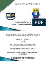 2019B FACILIDADES II, (4) Múltiples