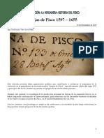Guillermo Toro-Lira - Botijas de Pisco 1597 – 1655 (2019)