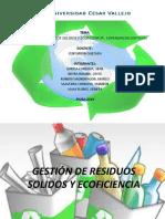 GESTION DE RESIDUOS SOLIDOS final