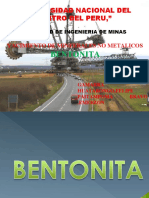 BENTONITA.ppt