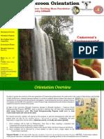 Harambe Cameroon- TPS Environment - Orientation