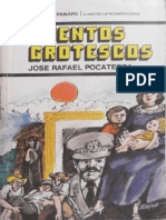 Pocaterra Jose Rafael - Cuentos Grotescos