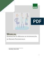 ACHS Manual para la intervencion de RPS-2018