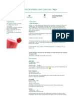 Batido de fresa light con Chia - imagen principal - Consejos - Fotos de pasos - comentario - 2016-03-24