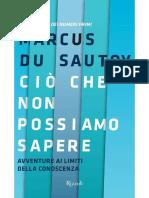 Cio che non possiamo sapere_ Av - Marcus Du Sautoy.pdf