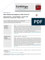 Heart disease and pregnancy State of the art