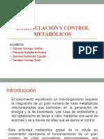 LA REGULACIÓN Y CONTROL METÁBÓLICOS (1)