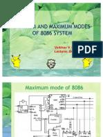 Minimum Maximum Mode