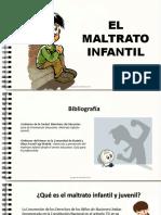 2 - Maltrato infantil