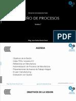 Sesión 07 - Procesos de Manufactura UC 2020