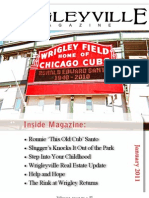 Wrigleyville Magazine January 2011