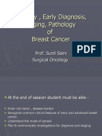 Breast Cancer UG Lecture 1