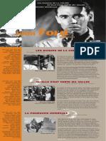 Plaquette John Ford (par N. T. Binh)