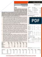 Visaka Industries - Q2FY17 Result Update - Centrum 27102016