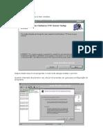 Monte servidor FTP Cerberus