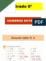 SOLUCION TALLER ENTEROS2