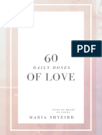 60 Daily Doses Of Love