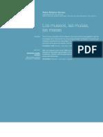 Bolaños Atienza - Los museos, las musas, las masas.pdf