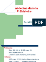 La médecine da la Préhistoire.ppt