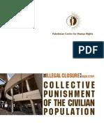 PCHR_Collective Punishment of the Civilian Population
