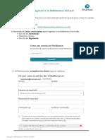 Biblioteca Virtual - Manual 2020 Pearson