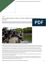 AA DW Atos antirracismo voltam a reunir milhares de pessoas na Europa _ Notícias internacionais e análises _ DW _ 07.06.2020