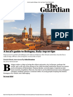A local's guide to Bologna, Italy_ top 10 tips _ Travel _ The Guardian