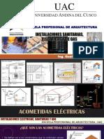 II - 7 CLASE - ACOMETIDAS ELECTRICAS (1)