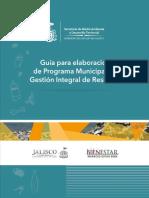 guia para la elaboracion de un programa de residuos municipal