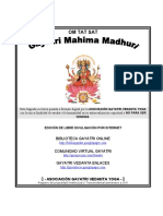 Gayatri Mahama Maduri