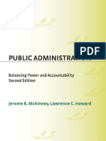 Public Administration 1