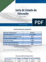 Programa de Educação do Estado do RJ