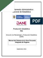 Manual del Sistema de la Gran Encuesta Integrada de Hogares (1)