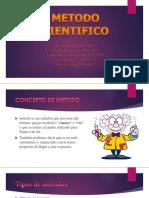 SESION 1 METODO CIENTIFICO