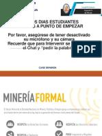 Mineria formal